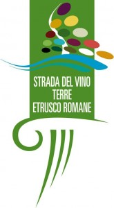 logo Strada Vino Terre Etrusco Romane