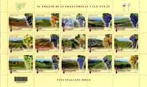 Francobolli-Vini-Italiani-Doc