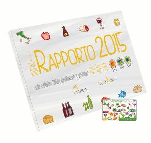COPERTINA RAPPORTO ISMEA QUALIVITA 2015