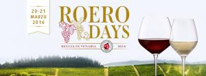 Roero Days