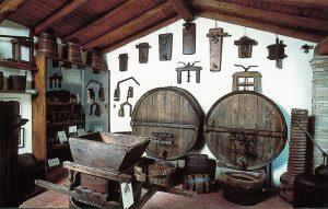 1 Museo del Vino Ricci Curbastro_Sala Enologia