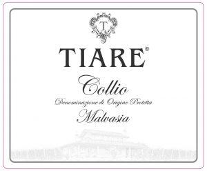Tiare_Malvasia DOC Collio_etichetta