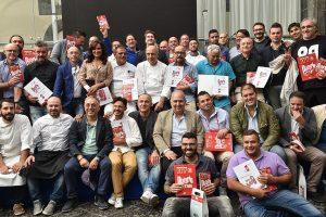 Premiazione Guida Pizzerie 2017 Gambero Rosso. Napoli Palazzo Caracciolo 22 settembre 2016 © Francesco Vignali Photography Italy