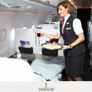 Valpolicella Tedeschi su British Airways